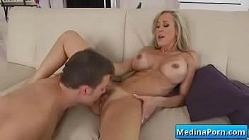 Sexy milf with big tits loves to fuck 15
