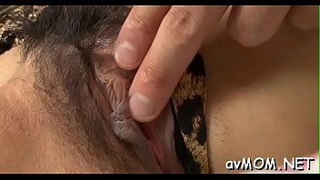 Mother i'_d like to fuck asian gets fingered and drilled