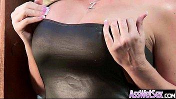 Anal Hard Sex Tape With Big Oiled Sexy Butt Sluty Girl (alena croft) vid-08