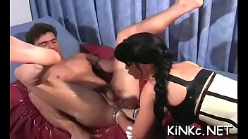 Hardcore loving slut had it coming as that honey dressed slutty