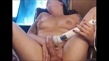 Transsexual Babe LOVES To Tease Herself