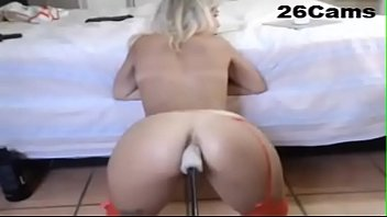 Sexy Milf Moaning on Fucking Machine Webcam - Hot Part ii on 26cams.com