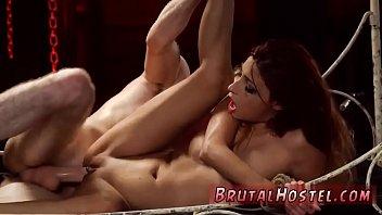 Vibrator bondage multiple orgasms Poor tiny Jade Jantzen, she just