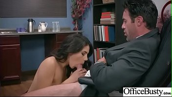 Slut Girl (Valentina Nappi) With Round Huge Tits Get Nailed In Office vid-30