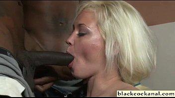 hotwife mega-slut blowing ebony spears