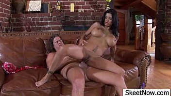ample boobies cock-squashing caboose alexis amore