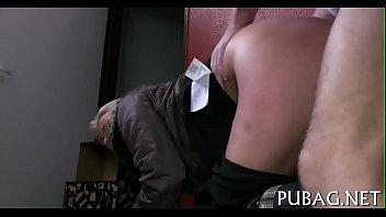 explicit outdoor slamming
