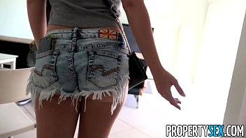 propertysex - insane light-haired cheats on her beau.