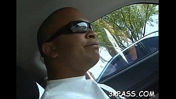 black dude plows big dame