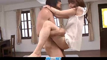 subtitles - japanese model maomi nagasawa luvs in threeway