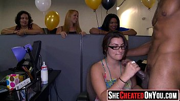 42 Milfs caught cheating on video at cfnm party09