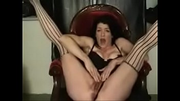 www.x-freecams.com   Milf Masturbating On Webcam