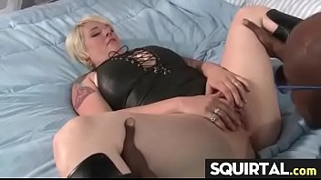 Squirting Goth Girl Needs More Cum 15