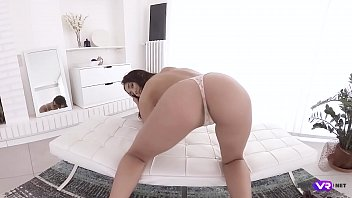 TmwVRnet.com - Darcia Lee - Dark Haired Angel Cums After Touching Herself
