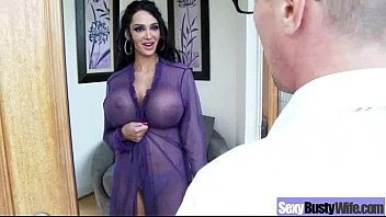 Wife With Big Hot Sexy Tis Get Banged Hard Style clip-23