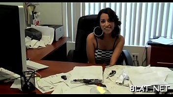 Captivating latina milf'_s tight ass and shaved love tunnel fucked