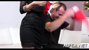 Female agent lastly receives the recent loads of hot cumshots