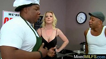 Hard Mixt Sex Tape With Big Black Dick In Wet Pussy Milf (anita blue) movie-02