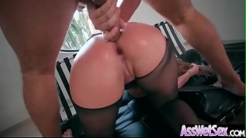 Deep Hard Anal Sex With Huge Butt Horny Girl (Brooklyn Chase) mov-13