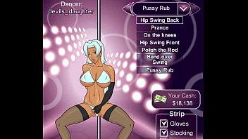 mnf club pole dance