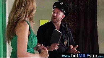 (julia ann) Horny Milf Love Big Cock In Her video-16