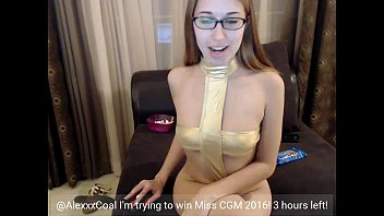 find6.xyz cute alexxxcoal masturbating on live webcam