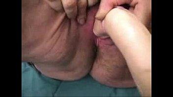 Fatt ugly old granny loves to masturbate !! Real amateur