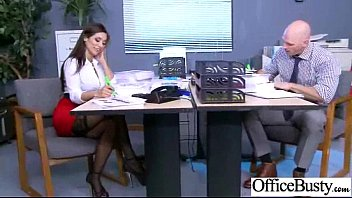 office hookup with naughty supah-bitch gal with thick.