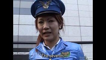 subtitled japanese public nakedness skirt police.