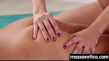 Sexy girl gives big tits lesbian an orgasm 15