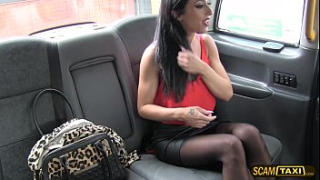Beautiful European babe Skyla bangs for a lot of cash