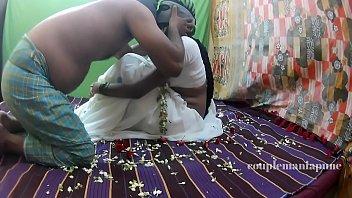 milky saree honeymoon part 1