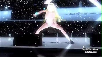 Big Boobs Blonde Best Dance