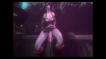 3D Hentai Compilation Vol.2 - Nice Futanari Fantasy Girls-FX