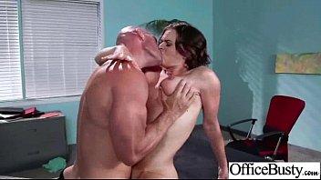 (krissy lynn) Slut Busty Girl In Hard Sex Scene In Offce mov-22