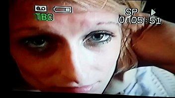 prostitute lacey getting a facial cumshot