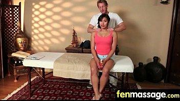 Beautiful teen pussy massage fucking 8
