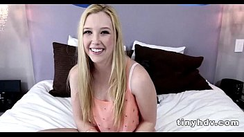 Real teen pussy streched Samantha Rone 5 41