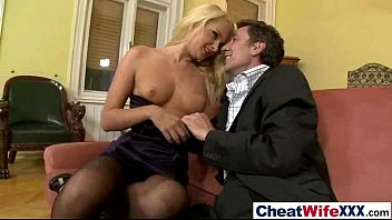 Superb Mature Lady (ivana sugar) In Cheating Sex Story clip-09