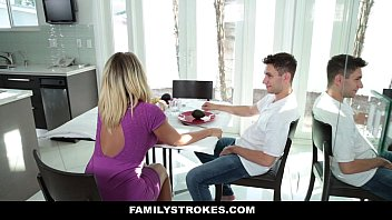 familystrokes - cougar step mother plumbs.