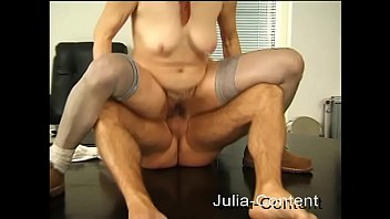maria penetrates at the job dialogue
