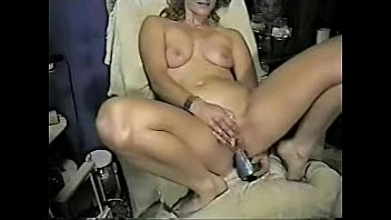Enjoy my wife fucking both holes. Amateur home made