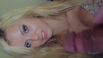 geile blondine ist bang-out und schwanzsuuml_chtig -nasty silver-blonde.