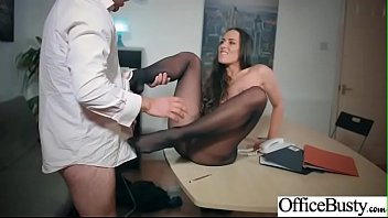 Slut Office Girl (Mea Melone) With Big Round Boobs Get Hard Bang vid-19