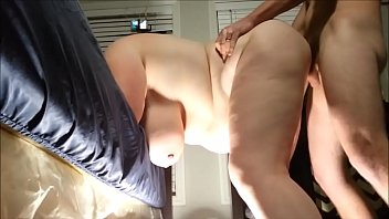 BBW MILF Cheating on her Hubby with a Dude from a Hookup Site