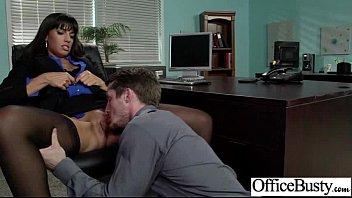 office hump gauze with mega-slut employee buxomy lady vid-29