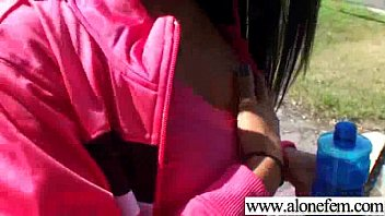 Camera Catch Sexy Teen Amateur Girl Masturbating video-02