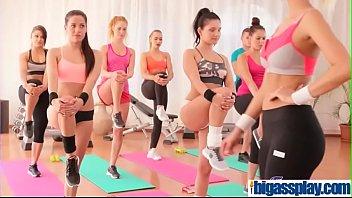 Orgasmic Hardcore Gym Threesome(Cristal Caitlin&_Eveline Dellai&_Jo Grey&_Lucia Denvile&_Lucy Li&_Megan Joyce&_Sasha Zima&_Tina Diamond&_Varvara Taisia&_Vasilisa Iskra) 01 mov-17